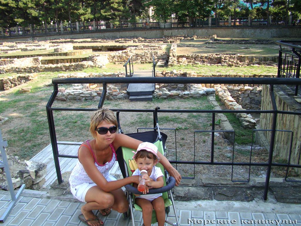 Экскурсия на древнее городище